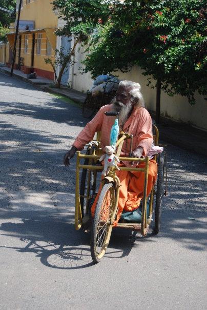 Индия - един свободомислещ човек