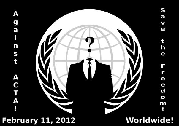 Anti ACTA Protest February 11,2012